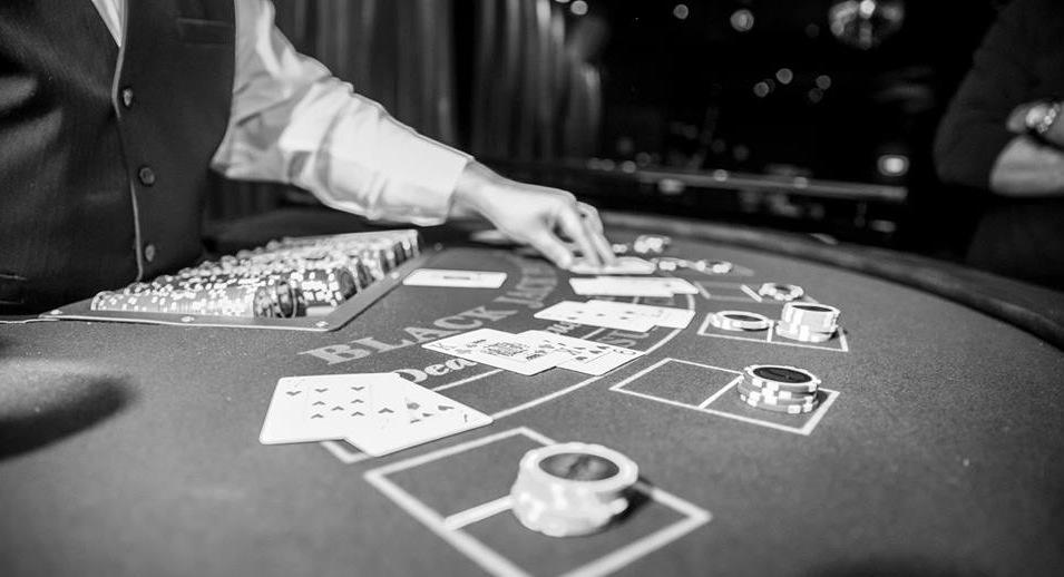 Casino table hire north yorkshire