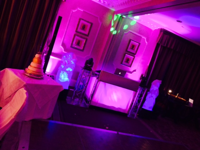 Gig Log: Martha & Chris' Wedding Disco at Woodhall Hotel