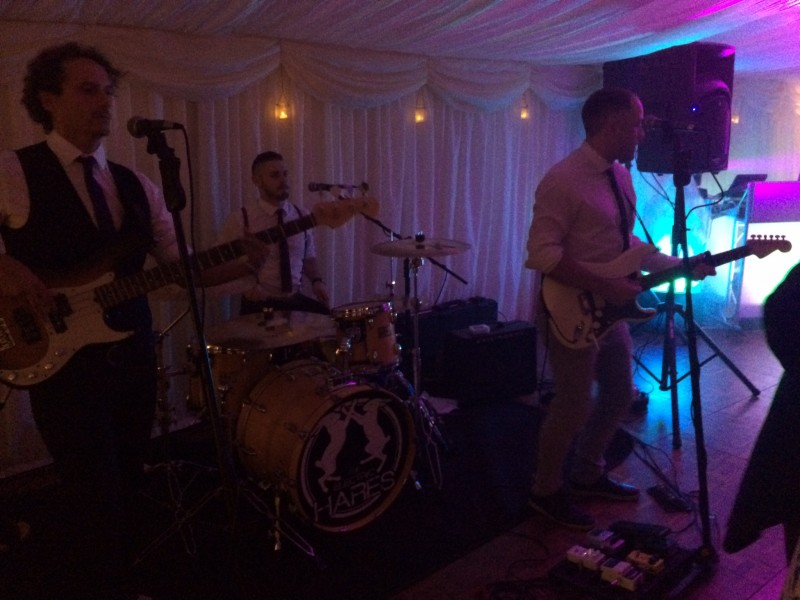 Gig Log: Caroline & John's Wedding Disco