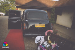 London Taxi Photo Booth