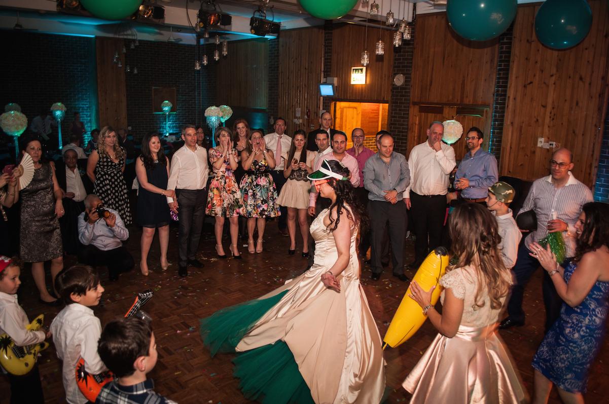 Jewish Wedding DJ Yorkshire