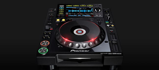 Pioneer CDJ 2000 Nexus Hire in Yorkshire