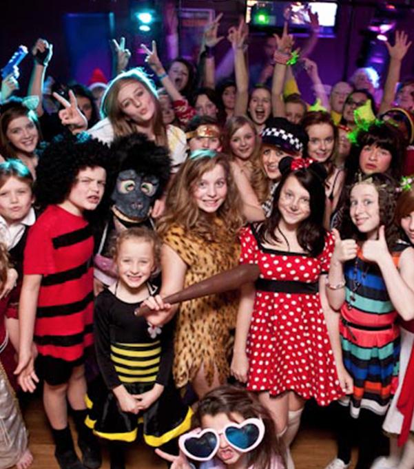 Childrens Party DJ York Kids Party DJ York Childrens Disco York - Childrens birthday parties north york