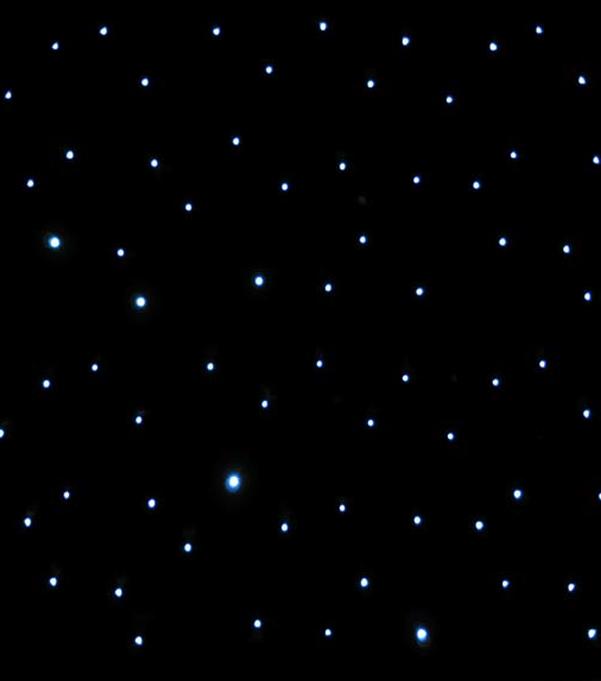 Black Starcloth