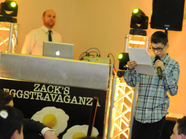 Bar Mitzvah, Leeds