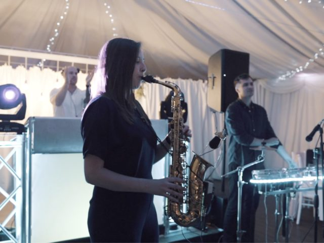 Wedding DJ, Sax & Bongos in Cheshire