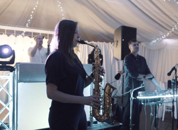 Wedding DJ, Sax & Bongos in Cheshire